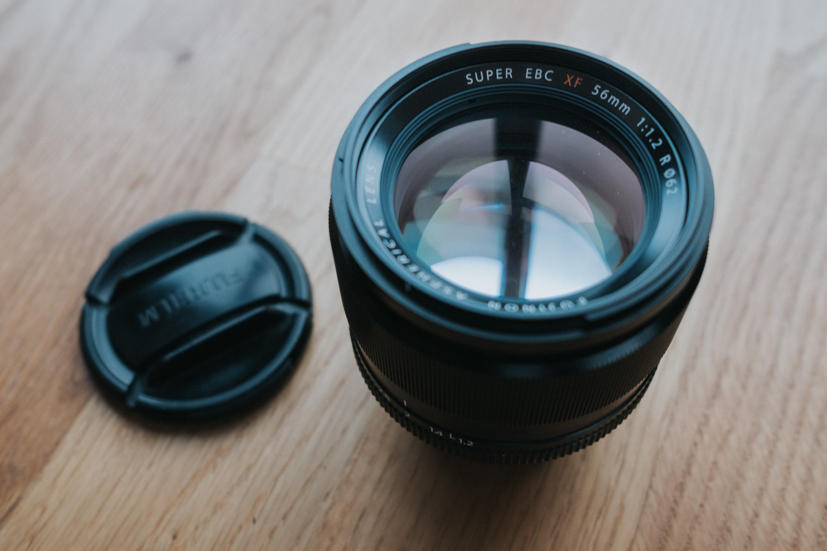 Fuji 56mm f1.2 review